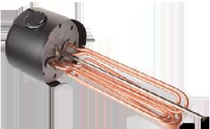 Оборудование для электрического нагрева ГТВ